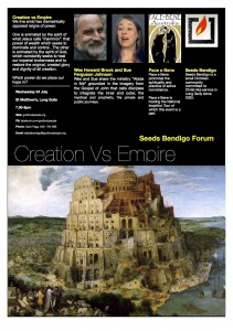 Creation vs Empire 2013