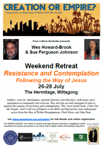 Sydney Weekend Retreat Poster